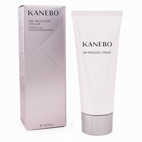 *พร้อมส่ง* Kanebo AW Massage Cream 100g.