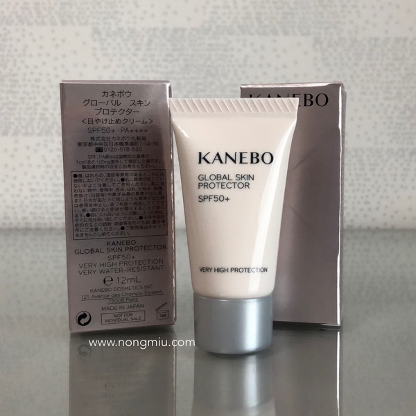 Tester : Kanebo Global Skin Protector SPF50+ 12ml.