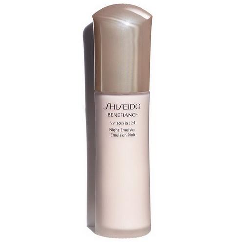 Pre-order : -40 Shiseido Benefiance Wrinkle Resist 24 Night Emulsion 75ml.