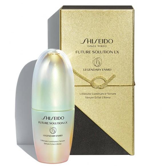 Pre-order *ลด 40 เปอร์* Shiseido Future Solution LX Legendary Enmei Ultimate Luminance Serum 30ml.