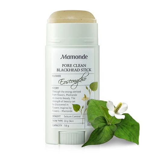 *พร้อมส่ง* Mamonde Pore Clean Blackhead Stick 18g.