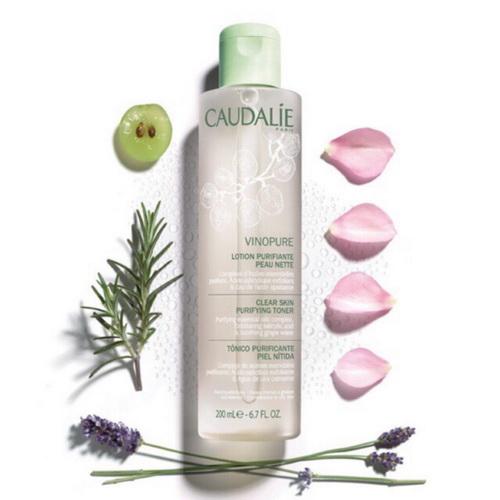Pre-order : Caudalie Vinopure Clear Skin Purifying Toner 200ml.