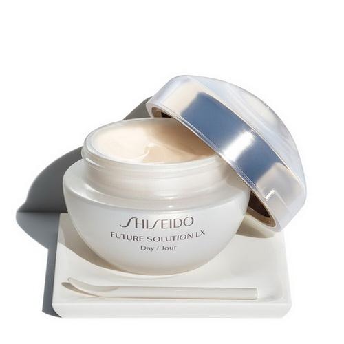 Pre-order : -30 Shiseido Future Solution LX Total Protective Cream E SPF20 50ml. 1