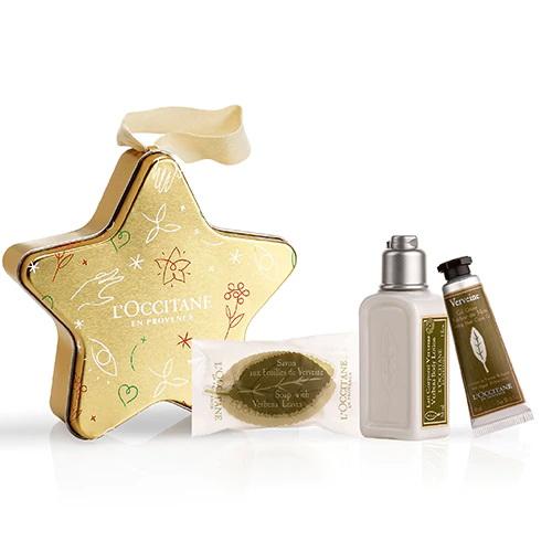 Pre-order : L\'OCCITANE Verbena Christmas Star