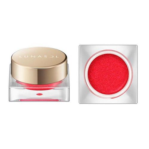 *พร้อมส่ง* ลด 50 เปอร์ : Lunasol GLAM WINK - No.03 Ruby Red ไม่มีกล่อง