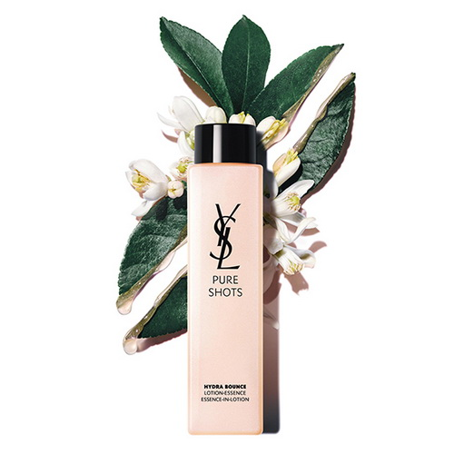 Pre-order : YSL Yves Saint Laurent PURE SHOTS HYDRA BOUNCE ESSENCE-IN-LOTION 200ml.