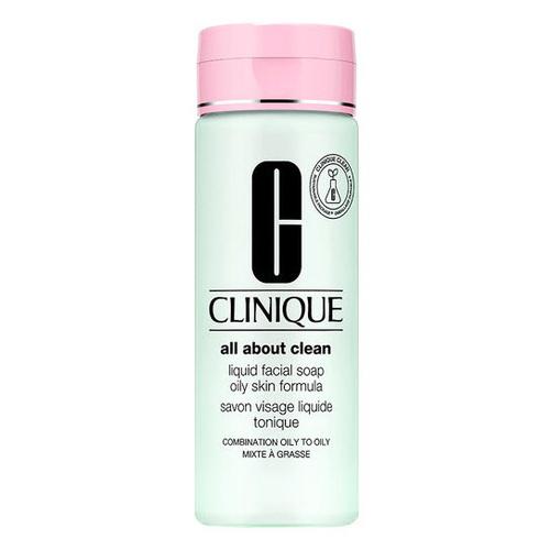 Pre-order : Clinique All About Clean Liquid Facial Soap Oily Skin 200ml. แพคเกจใหม่