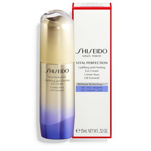 Pre-order : Shiseido VITAL PERFECTION Uplifting and Firming Eye Cream 15ml.
