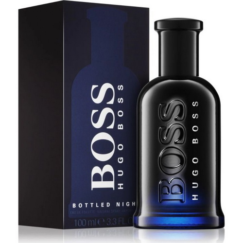 Pre-order : HUGO BOSS Boss Bottled Night Eau de Toilette 100ml.