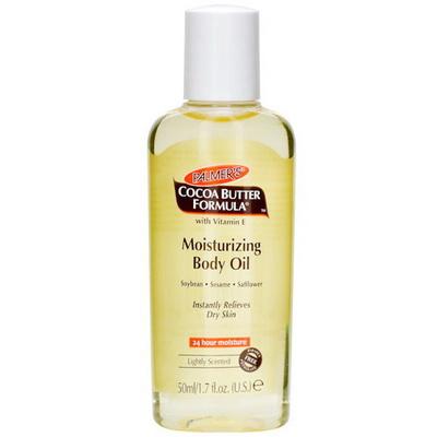 *พร้อมส่ง* Palmer\'s, Cocoa Butter Formula, Moisturizing Body Oil With Vitamin E 50ml.