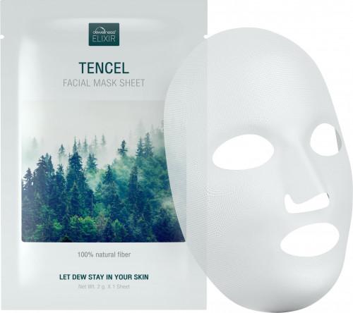 *รวมส่ง* DEWellness Tencel Facial Mask Sheet