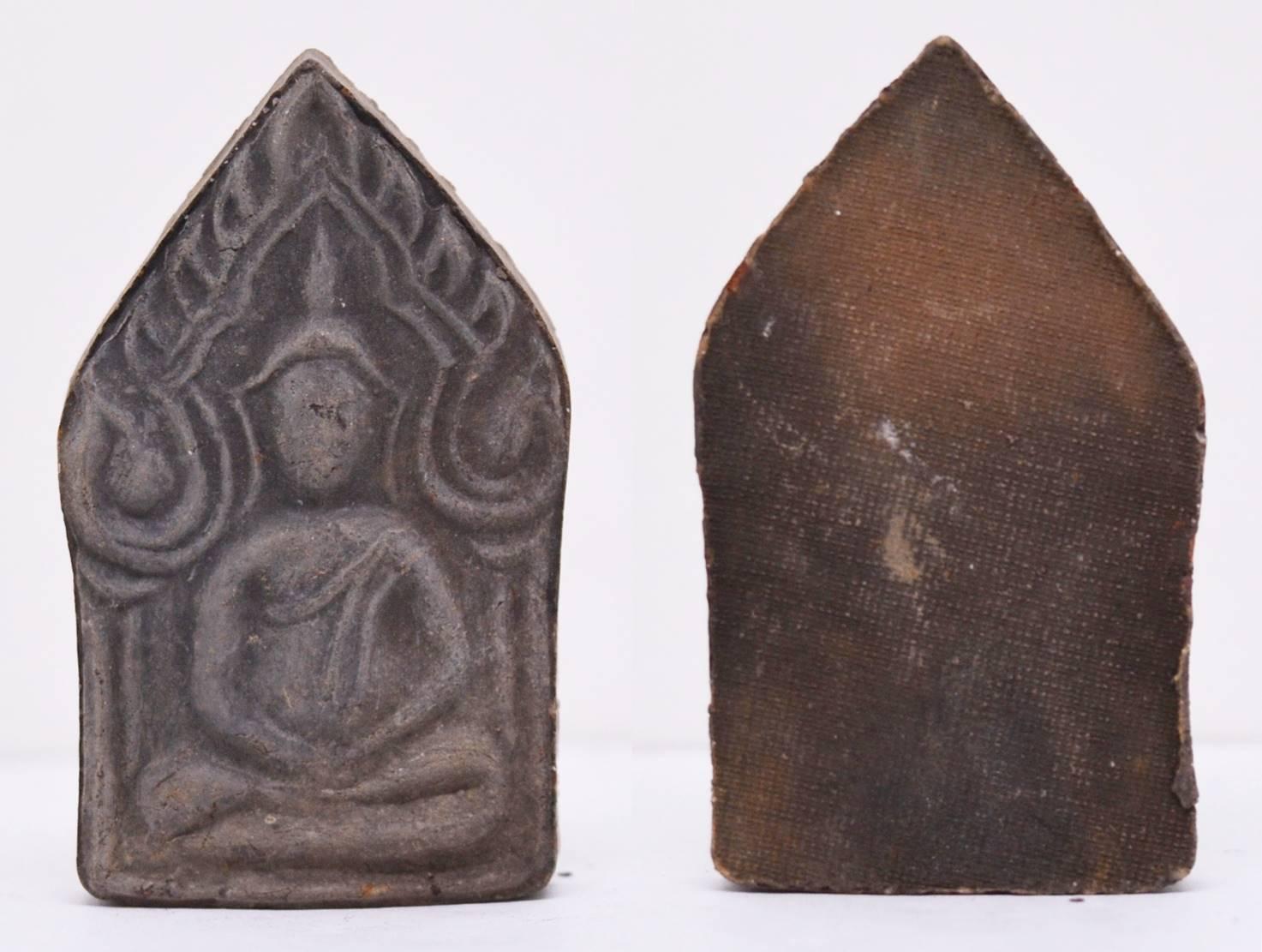 พระขุนแผน หลวงพ่อชำนาญ วัดบางกุฎีทอง ปทุมธานี 2554