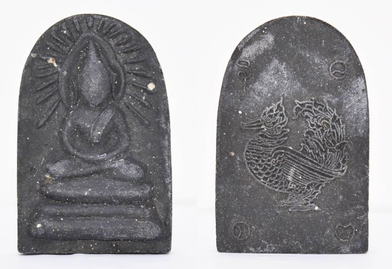 พระซุ้มกอ หลวงพ่อชำนาญ วัดบางกุฎีทอง ปทุมธานี 2555