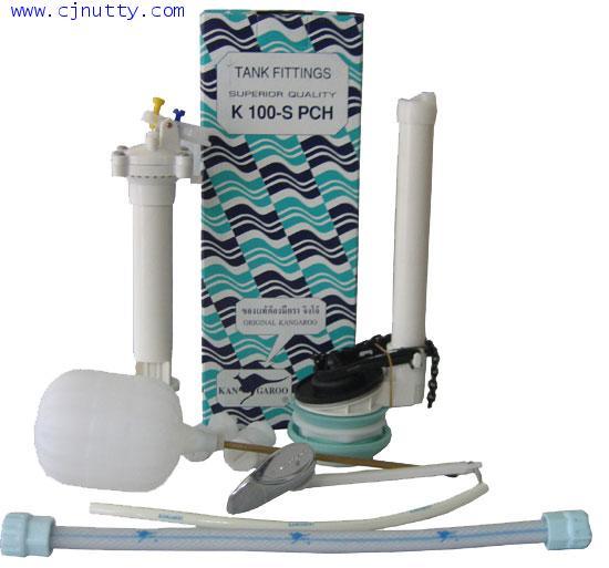 CJ-K 100-S PCH  อุปกรณ์ถังพักน้ำตราจิงโจ้
