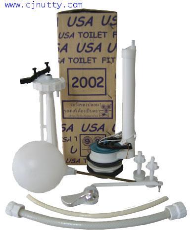 USA 2002 อุปกรณ์ในถังพักน้ำ
