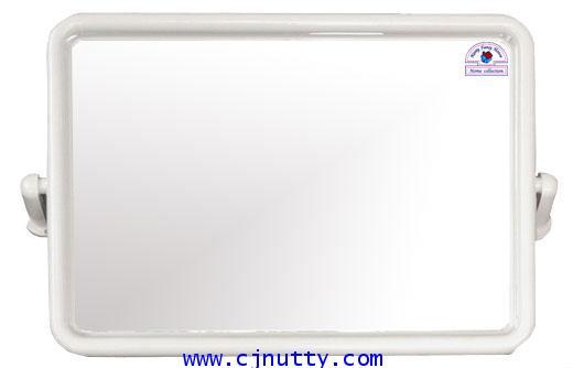 กระจกเดี่ยวทรงเหลี่ยม                       โปร.ซื้อ5แถม1