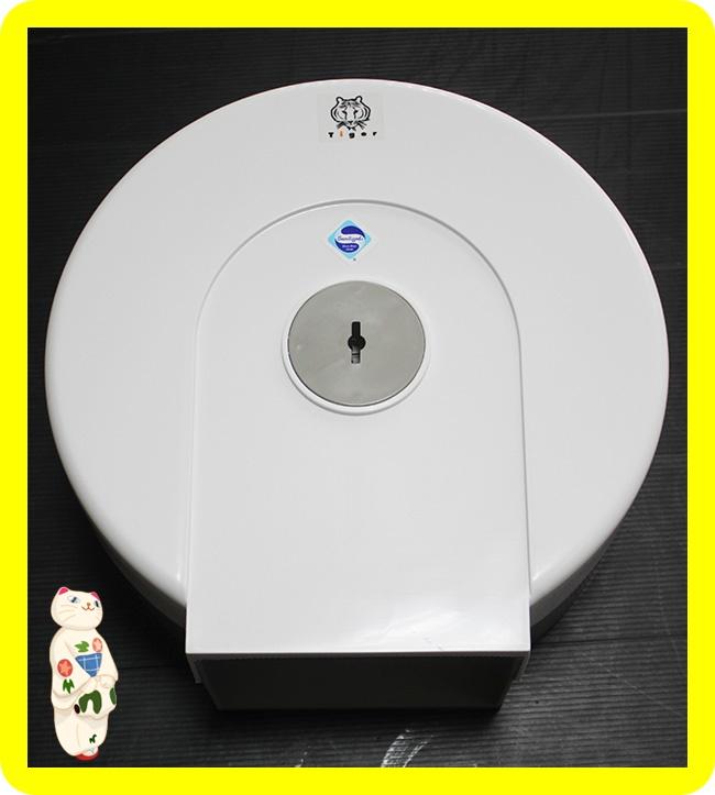 ที่ใส่กระดาษชำระสีขาว JUMBO   โปร.ซื้อ5แถม1