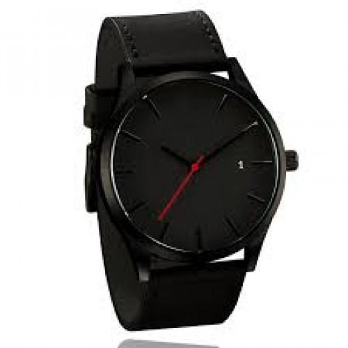 Top Luxury Brand Men Watches Men's Sports Quartz Clock Man Leather Army Military Wrist Watches