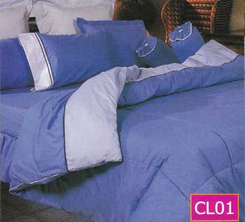 ผ้าปูที่นอน Classic รุ่น CL01