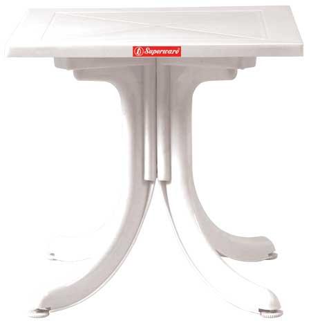 โต๊ะพลาสติก Superware T5V3