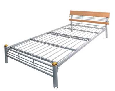 เตียงนอนหล็ก Justin 3.5\'