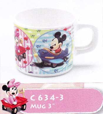 ถ้วยหูเตี้ย Disney Baby Toys  C634-3