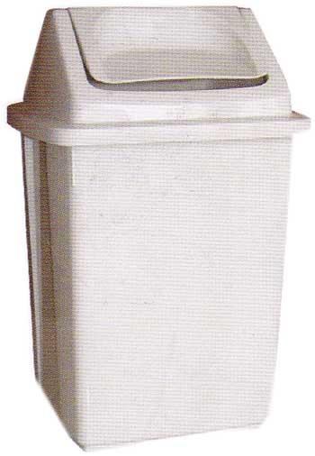 ถังขยะพลาสติก NO.661T