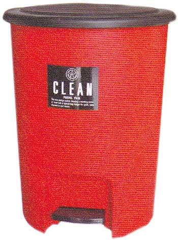 ถังขยะพลาสติก NO.663T