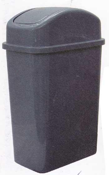 ถังขยะพลาสติก NO.666T