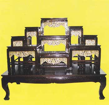 โต๊ะบูชา หน้า 8 หมู่่ 9 กระจังทอง code 0312