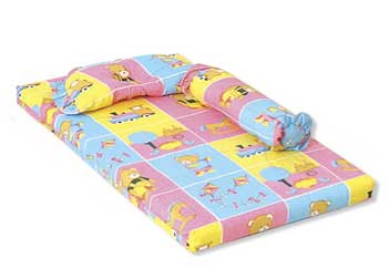 ที่นอนเด็กอ่อน ชุดกลาง Model P03