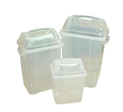 ถังขยะใส OTTO ขนาน 50 ลิตร
