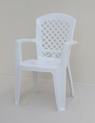 เก้าอี้พลาสติกวิคตอเรีย  VICTORIA 4