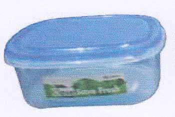 กล่องเหลี่ยมใสพิเศษ บรรจุอาหารบริโภค NO971-3