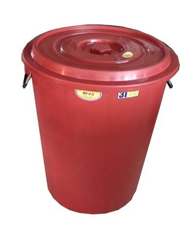 ถังน้ำพลาสติก Lion K1 31 กล.