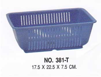 ตะแกงพลาสติก NO-381-T
