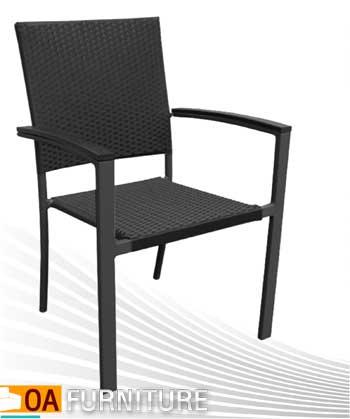 เก้าอี้หวายเทียม ENNIO HB193