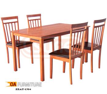 ชุดโต๊ะรับประทานอาหาร Zeat 1304