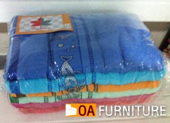 ผ้าเช็ดตัว Cotton 30x60