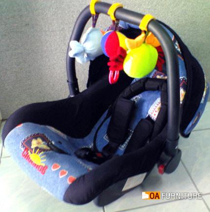 ที่นั่งเด็กอ่อนในรถยนต์ CH919