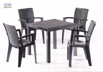 ชุดโต๊ะเก้าอี้ Brio-Giava