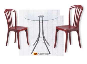 ชุดโต๊ะเก้าอี้ Elvin_CH53