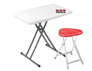 ชุดโต๊ะเก้าอี้ AJ100_HB104