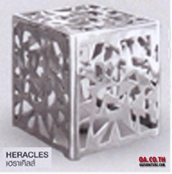 เก้าอี้สตูลอลูมิเนียม HERACLES