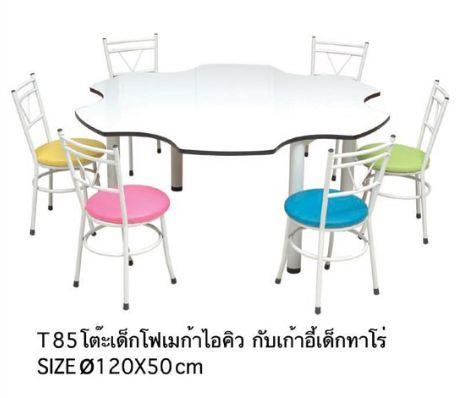ชุดโต๊ะเก้าอี้เด็กนักเรียนเด็ก ทาโร่