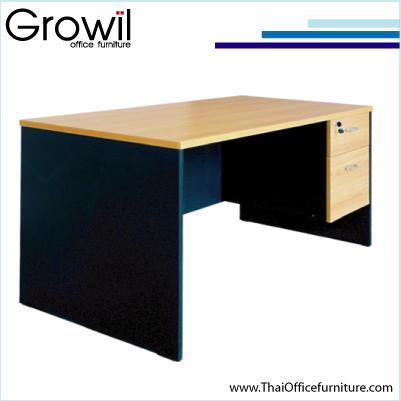 โต๊ะทำงานขนาด 150ซม.(เมลามีน)