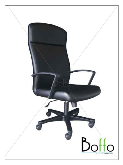 เก้าอี้ผู้บริหาร CH001/JUS ขนาด 61(ก)*66(ล)*116-128(ส) ซม. (ระดับศรีษะ เอนหลังได้)