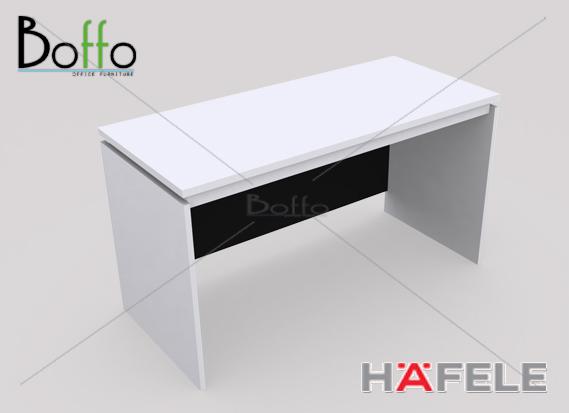 FX1500-80 โต๊ะทำงานโล่ง รุ่น Flexi Serie ขนาด150(ก)*80(ล)*75(ส) ซม.(เมลามีน)