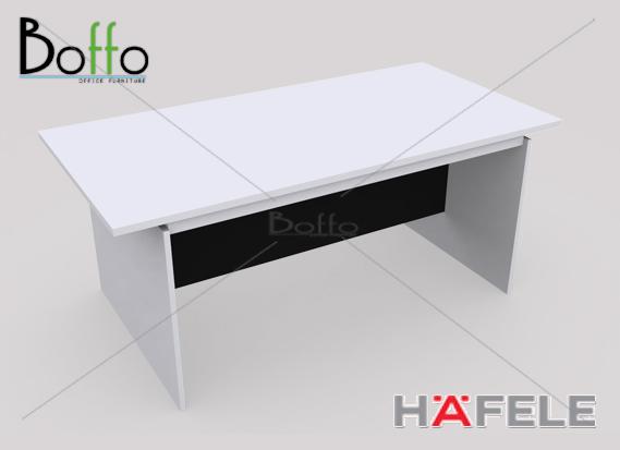 FXF180 โต๊ะประชุม รุ่น Flexi Serie ขนาด 180(ก)*90(ล)*75(ส) ซม. (เมลามีน)
