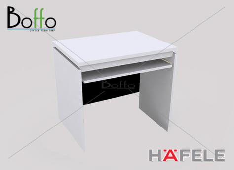 FX80-60 โต๊ะคอมพิวเตอร์ รุ่น Flexi Serie  ขนาด 80(ก)*60(ล)*75(ส) ซม. (เมลามีน)